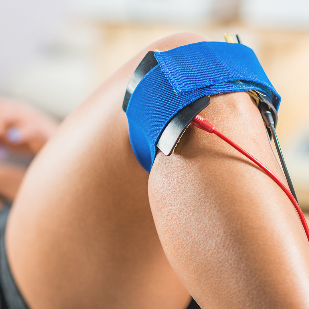 Elektroterapia kolana toruń