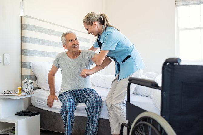 Bezpłatna rehabilitacja domowa dla osób niepełnosprawnych!